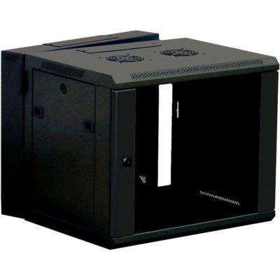 2+Section+Wall+Box+-+Black
