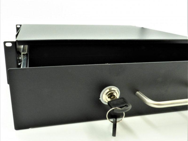 3u rack drawer